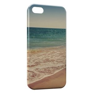 Coque iPhone 5/5S/SE Beach Playa