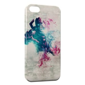 Coque iPhone 5/5S/SE Beautiful Art Hero