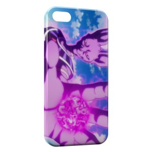 Coque iPhone 5/5S/SE Beerus Dragon Ball Manga