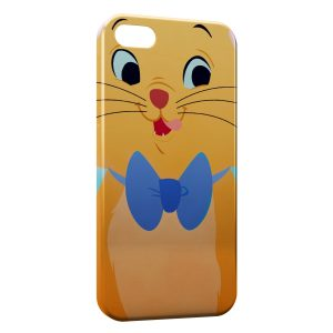 Coque iPhone 5/5S/SE Berlioz Aristochats