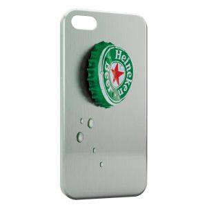 Coque iPhone 5/5S/SE Bière Heineken