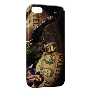 Coque iPhone 5/5S/SE BioShock Infinite Game 2