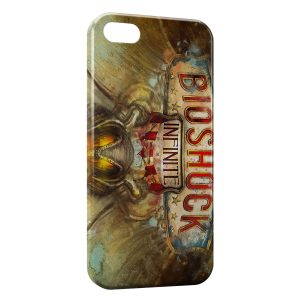 Coque iPhone 5/5S/SE BioShock Infinite Game