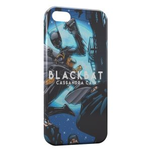 Coque iPhone 5/5S/SE Blackbat Cassandra Cain