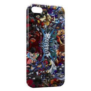 Coque iPhone 5/5S/SE BlazBlue Game