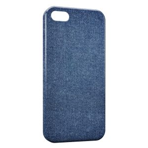 Coque iPhone 5/5S/SE Blue Jean
