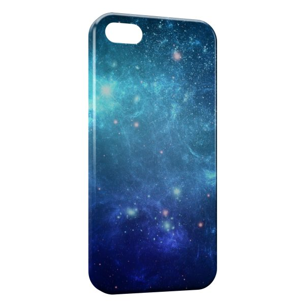 Coque iPhone 5/5S/SE Blue Sky
