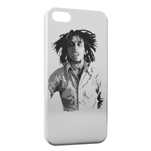 Coque iPhone 5/5S/SE Bob Marley 3