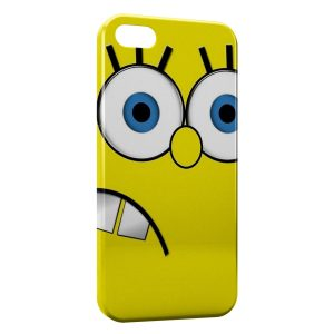 Coque iPhone 5/5S/SE Bob l'éponge 2
