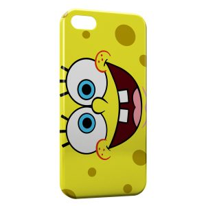 Coque iPhone 5/5S/SE Bob l'éponge