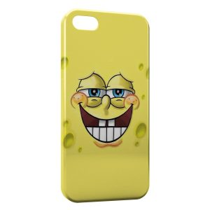 Coque iPhone 5/5S/SE Bob l'eponge 5