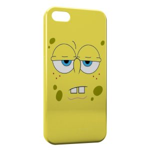 Coque iPhone 5/5S/SE Bob l'eponge 6