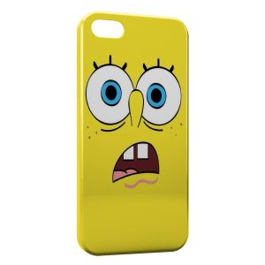 Coque iPhone 5/5S/SE Bob l'eponge 7