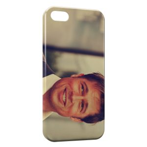 Coque iPhone 5/5S/SE Brad Pitt 3