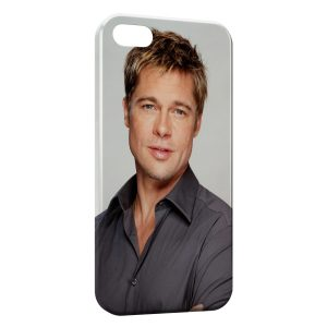 Coque iPhone 5/5S/SE Brad Pitt