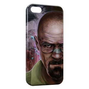 Coque iPhone 5/5S/SE Breaking Bad Heinsenberg 3