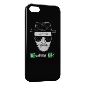 Coque iPhone 5/5S/SE Breaking Bad Heinsenberg