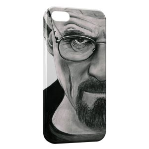 Coque iPhone 5/5S/SE Breaking Bad Heinsenberg 4