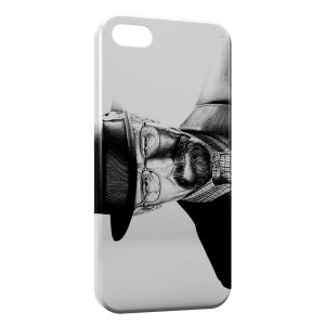 Coque iPhone 5/5S/SE Breaking Bad Heinsenberg 5