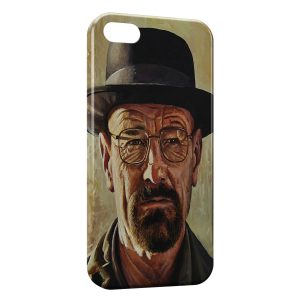 Coque iPhone 5/5S/SE Breaking Bad Heinsenberg 6