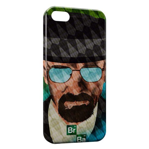 Coque iPhone 5/5S/SE Breaking Bad Walter White Heisenberg 6
