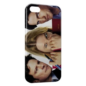 Coque iPhone 5/5S/SE Bridget Jonet Renée Zellweger Hugh Grant Colin Firth