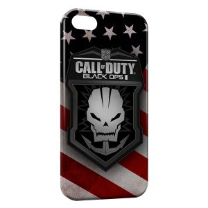 Coque iPhone 5/5S/SE Call of Duty 2