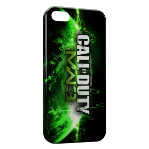Coque iPhone 5/5S/SE Call of Duty MW3