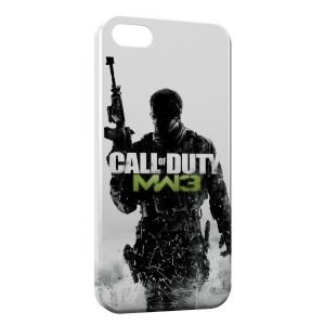 Coque iPhone 5/5S/SE Call of Duty Modern Warfar 3