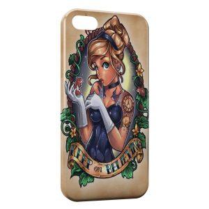 Coque iPhone 5/5S/SE Cendrillon Punk