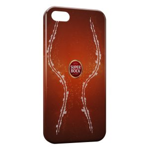 Coque iPhone 5/5S/SE Cerveja Bière Super Bock Portugal