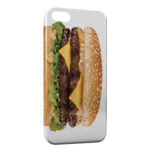 Coque iPhone 5/5S/SE Cheeseburger