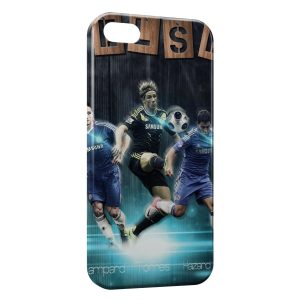 Coque iPhone 5/5S/SE Chelsea FC Football Joueurs