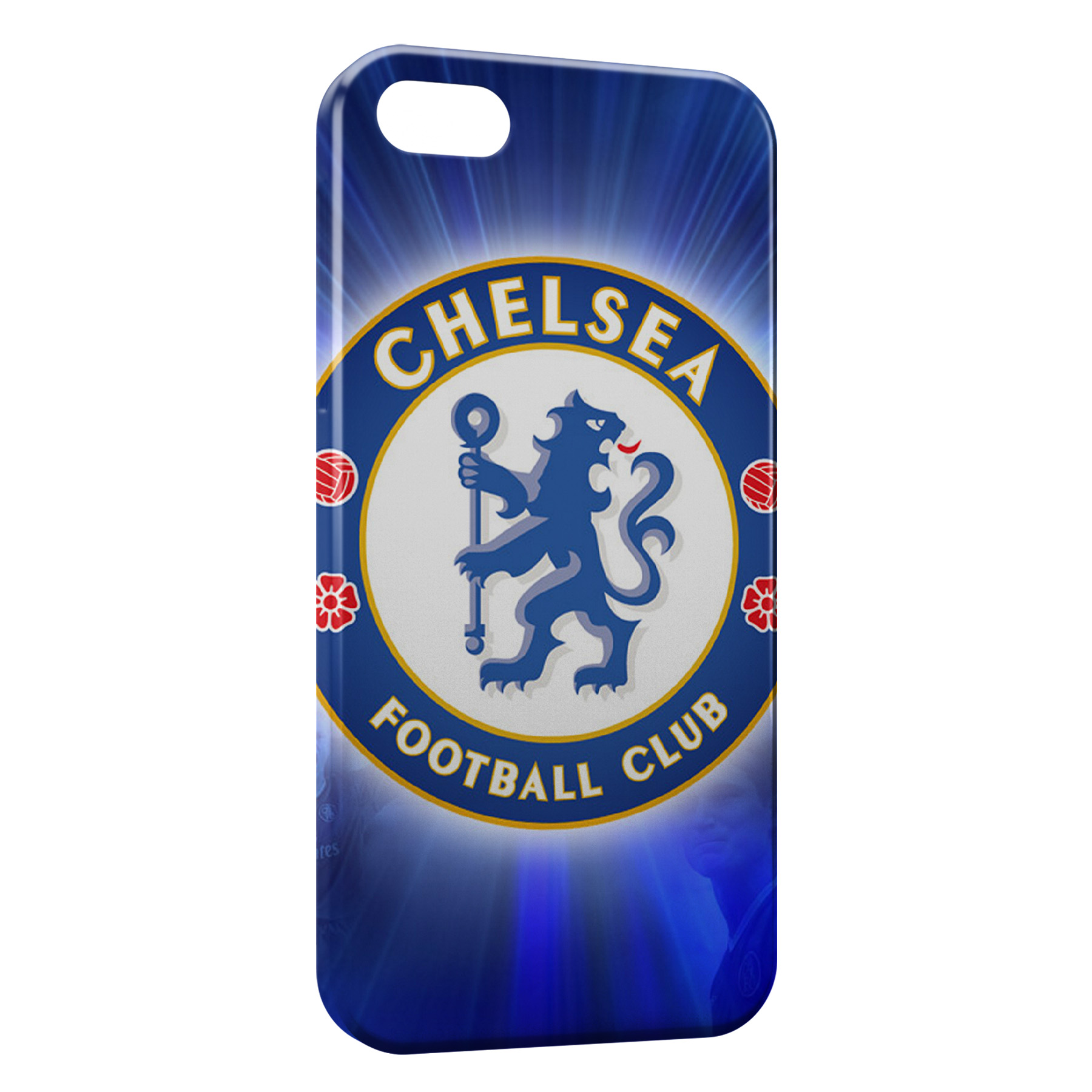 Coque iPhone 55SSE Chelsea Football 6