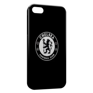 Coque iPhone 5/5S/SE Chelsea Football Club Foot