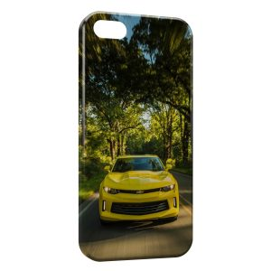Coque iPhone 5/5S/SE Chevrolet Voiture