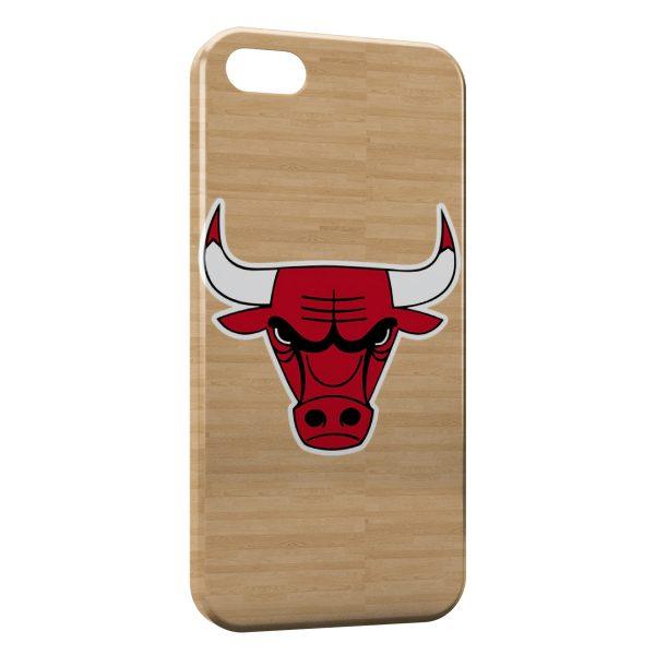Coque iPhone 5/5S/SE Chicago Bulls Basketball