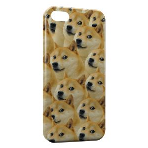 Coque iPhone 5/5S/SE Chien Shiba
