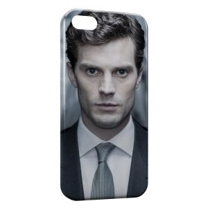 Coque iPhone 5/5S/SE Christian Grey 50 Nuances de Grey 2