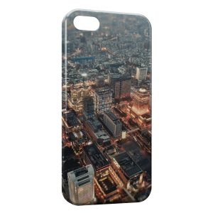Coque iPhone 5/5S/SE City