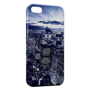 Coque iPhone 5/5S/SE City & the Sky