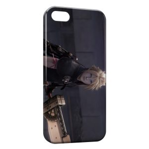 Coque iPhone 5/5S/SE Cloud Strife - Final Fantasy 2