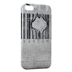 Coque iPhone 5/5S/SE Code Barre Street Art