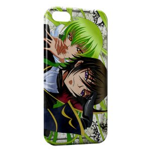 Coque iPhone 5/5S/SE Code Geass 3