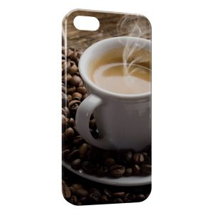 Coque iPhone 5/5S/SE Coffee Cup