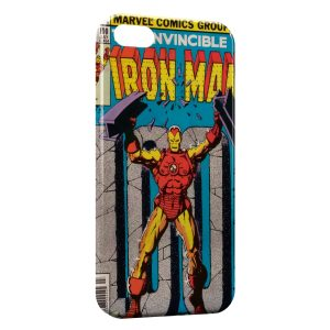 Coque iPhone 5/5S/SE Comics Iron Man 2