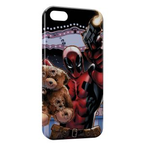 Coque iPhone 5/5S/SE Comics & Ourson