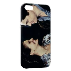 Coque iPhone 5/5S/SE Coup de foudre à Notting Hill Hugh Grant Julia Roberts