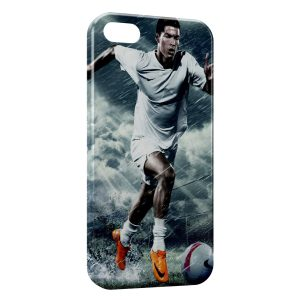Coque iPhone 5/5S/SE Cristiano Ronaldo Football 24