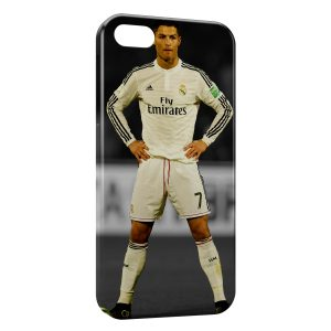 Coque iPhone 5/5S/SE Cristiano Ronaldo Football 31